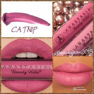 Anastasia Beverly Hills🖤Catnip Liquid lipstick